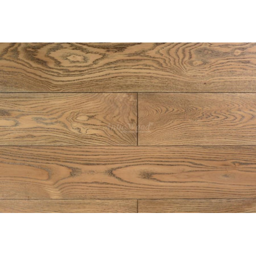 Инженерная доска Antic Wood Дуб Атлантида