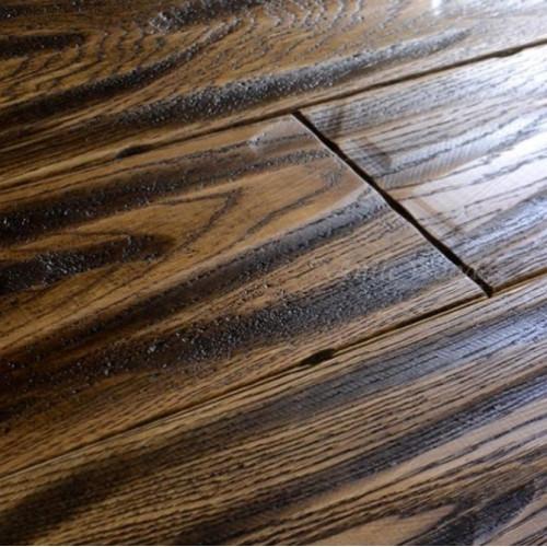 Инженерная доска Antic Wood Дуб Сахара