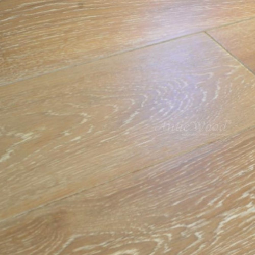 Инженерная доска Antic Wood Дуб Пеликан