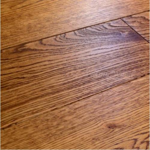 Инженерная доска Antic Wood Дуб Карамель