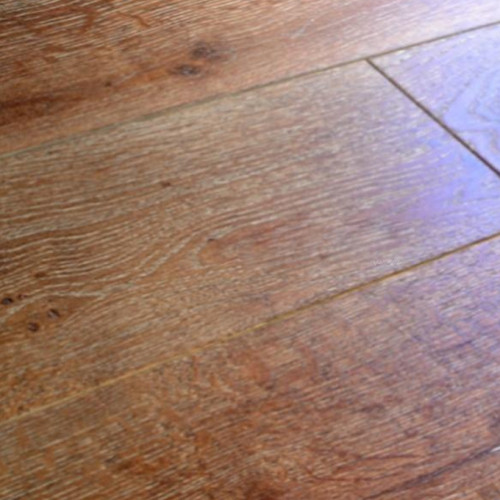 Инженерная доска Antic Wood Дуб Тёмное серебро
