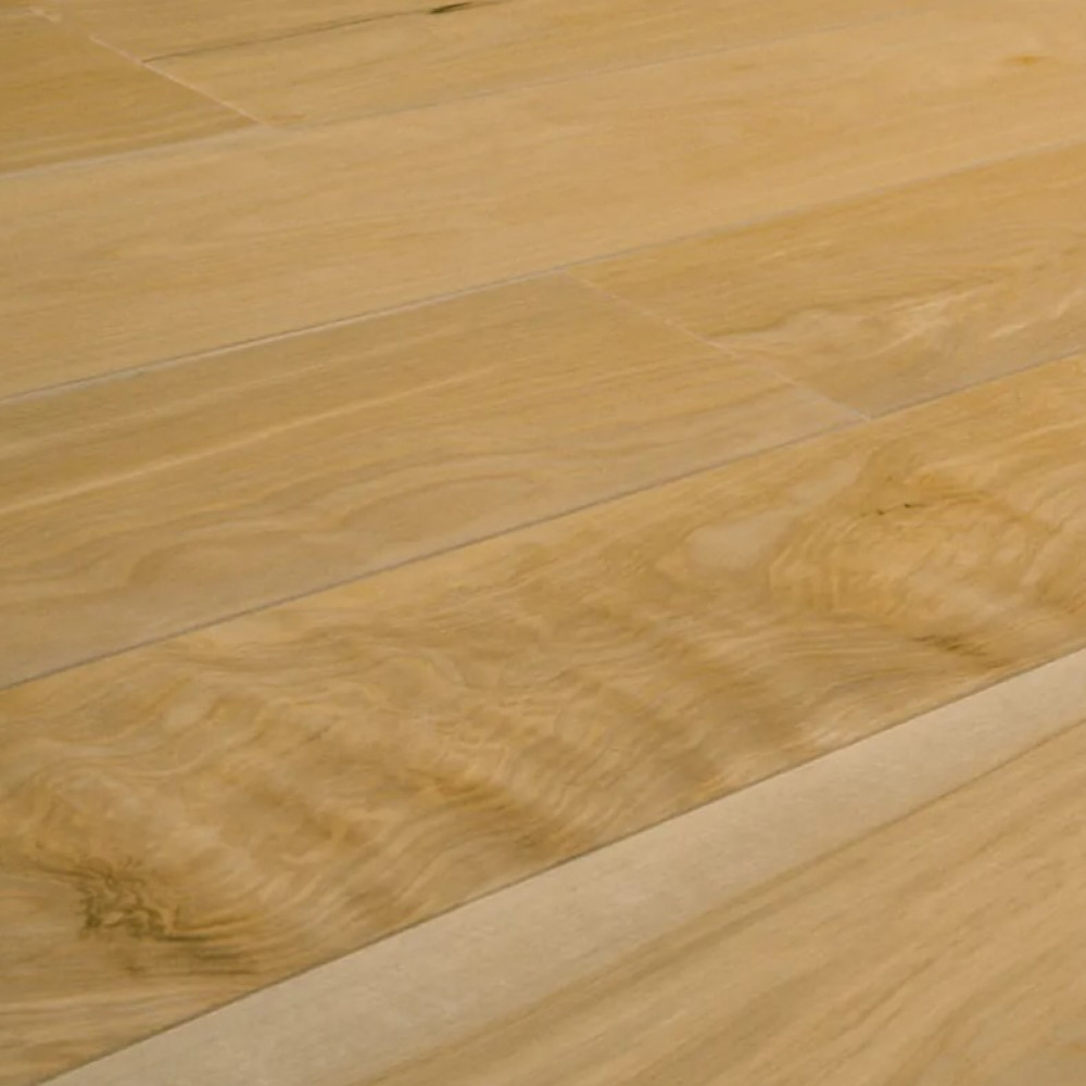 Паркетная доска Amber Wood Береза желтая брашированная