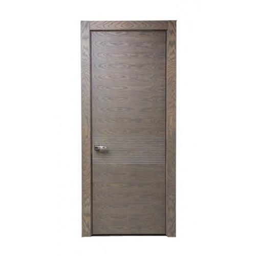 Двери из массива дуба Монако цвет Мраморный